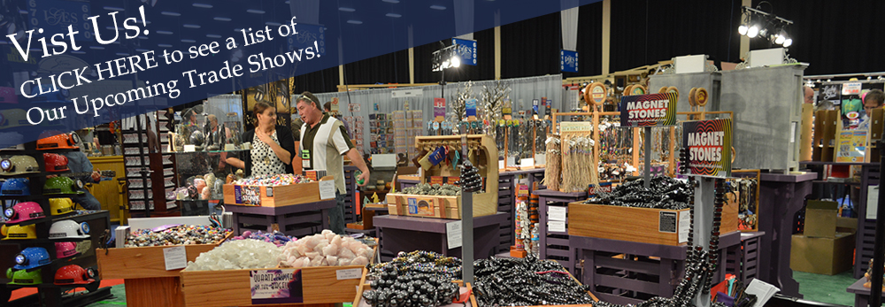 Come Visit Us - Trade Shows - Squire Boone Village