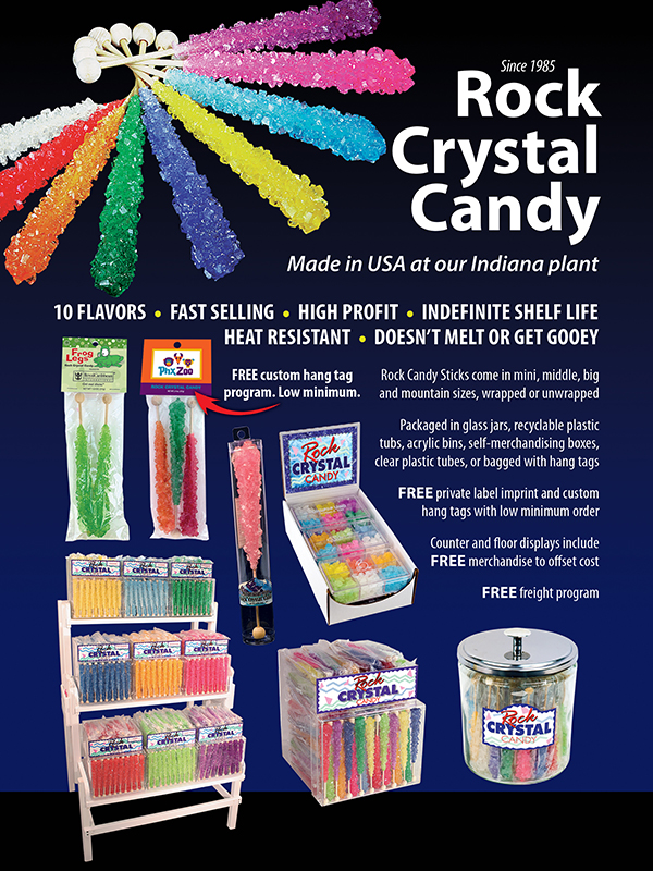 Rock Crystal Candy