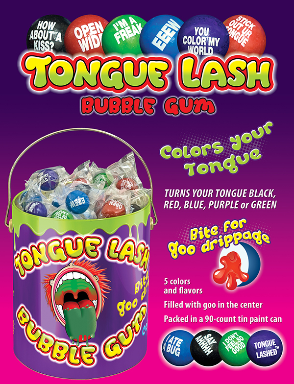 Tongue Lash Ad